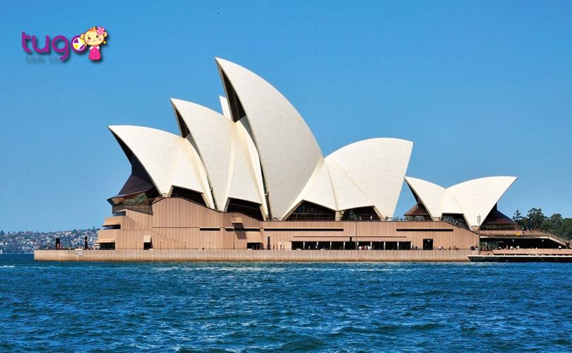 Du lịch Úc - Chuyến hành trình đầy thú vị đưa du khách đến với nhiều điểm đến hấp dẫn