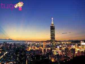 Bạn cần chuẩn bị nhiều thủ tục khi du lịch Đài Loan