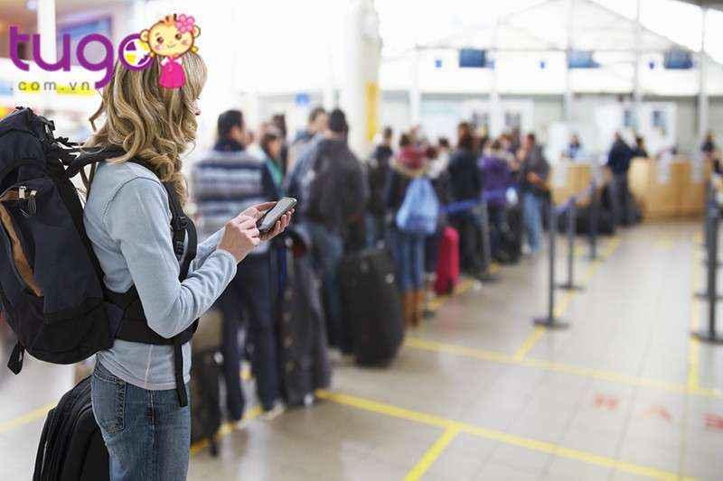 Vali và hành lý nên đề tên và địa chỉ rõ ràng