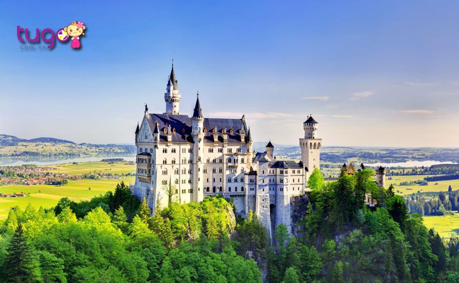 Du lịch Châu Âu, chuyến đi hấp dẫn với nhiều trải nghiệm đầy mới mẻ