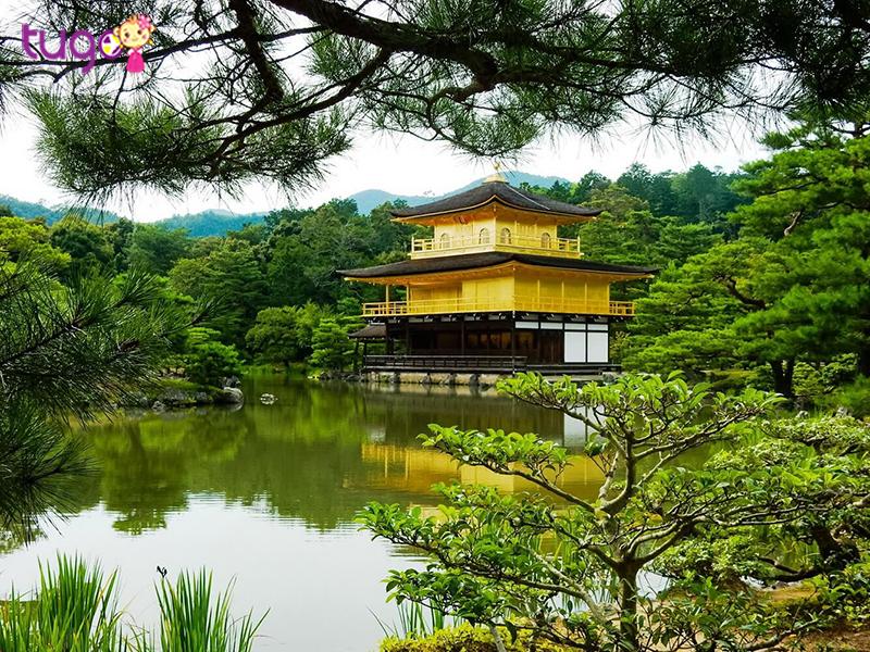 Kyoto được bình chọn là thành phố đẹp nhất thế giới
