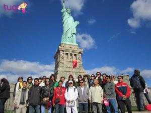 Du lịch Mỹ với 2 hình thức chọn lựa: du lịch tự túc và du lịch theo tour