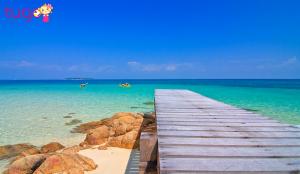 Đảo Koh Larn xinh đẹp ở Pattaya