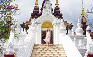 """Du lịch Thái Lan mùa xuân là cơ hội tuyệt vời để bạn có thể tha hồ """"diện"""" những trang phục yêu thích"""