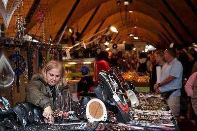 Chợ The Rock ở Sydney - Úc