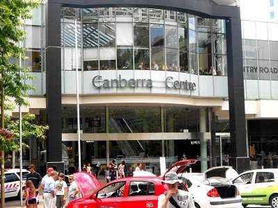 Trung tâm thương mại Canberra Centre