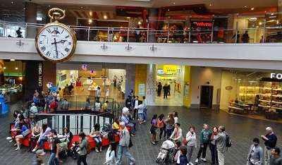 Trung tâm thương mại Melbourne Central ở Úc