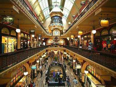 Thương xá Queen Victoria ở Sydney - Úc
