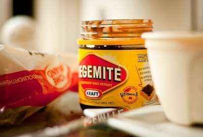 Bơ vegemite ở Úc