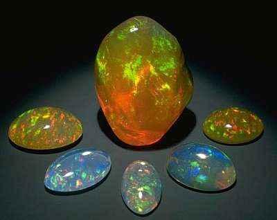 Đá opal ở Úc