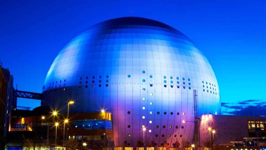Kết quả hình ảnh cho Ericsson Globe