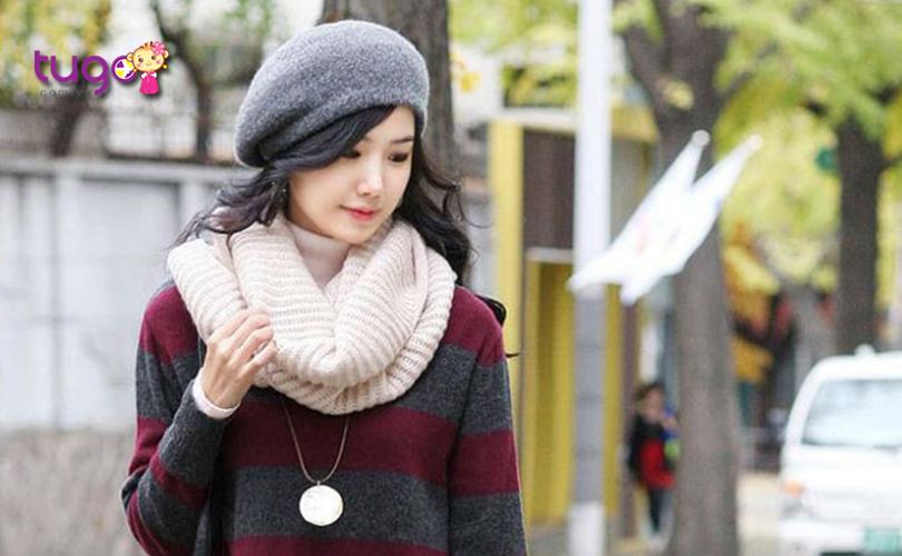 """Gợi ý set đồ """"cực chuẩn"""" dành cho bạn để du lịch Hàn Quốc mùa đông"""