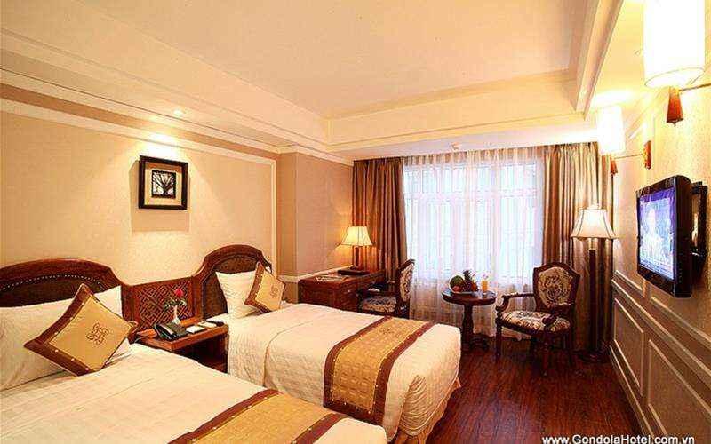 GONDOLA HOTEL HÀ NỘI 3 SAO