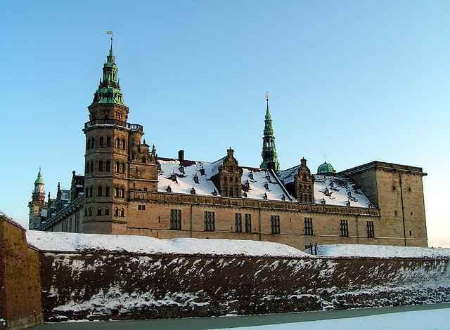 Kết quả hình ảnh cho Lâu đài Kronborg