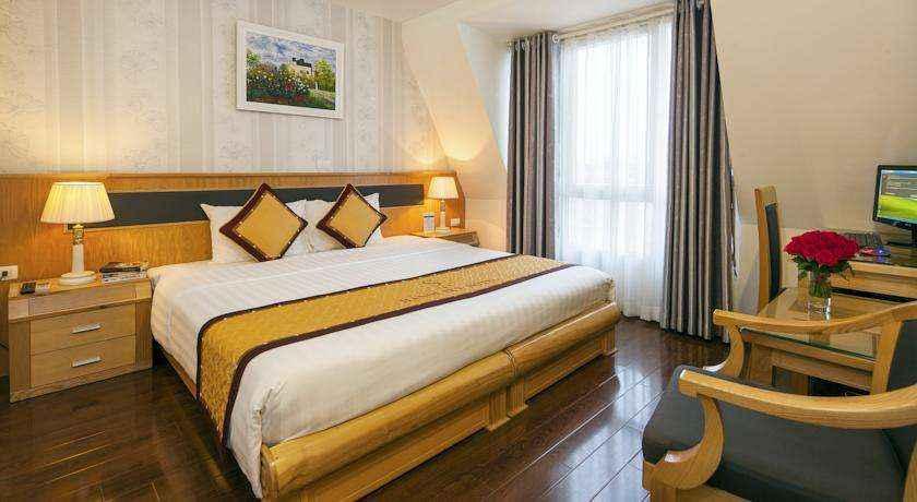 HÀ NỘI SKY HOTEL 4 SAO