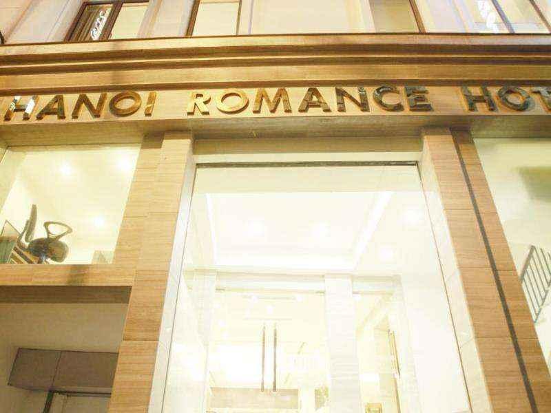 ROMANCE HOTEL HÀ NỘI 3 SAO