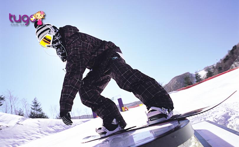 High1 Ski Resort, địa điểm trượt tuyết tuyệt vời dành cho cả gia đình