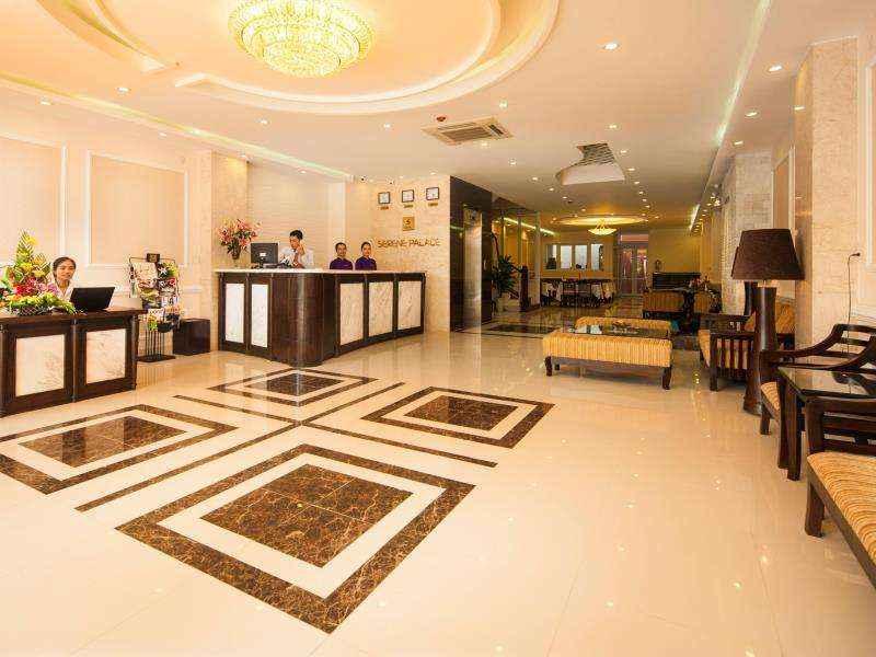 SERENE PALACE HOTEL HUẾ 3 SAO