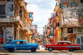 LIÊN TUYẾN CUBA - CANADA : HAVANA - VARADERO - TORONTO - OTTAWA - MONTREAL