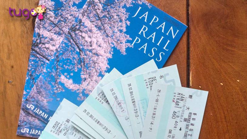 JR Pass - Thẻ đi tàu thông dụng hàng đầu tại Nhật