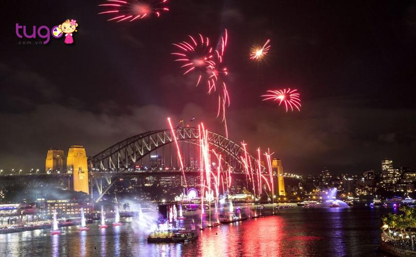 Không khí ăn mừng náo nhiệt trong ngày Quốc Khánh ở Úc