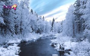 Khung cảnh mùa đông ấn tượng tại Adirondacks