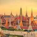 Kiến trúc đẹp mắt của ngôi chùa Phật ngọc nổi tiếng