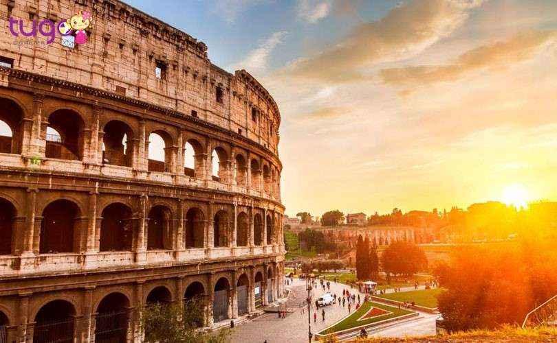 Thời gian thích hợp nhất để đi du lịch Ý là vào tháng 4 đến tháng 6