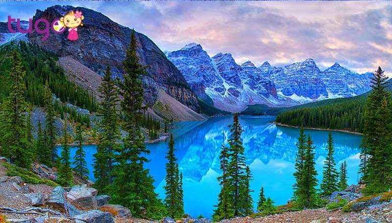 Với kiểu thời tiết ôn đới, bạn hoàn toàn có thể đi du lịch Canada vào bất kì thời điểm nào trong năm
