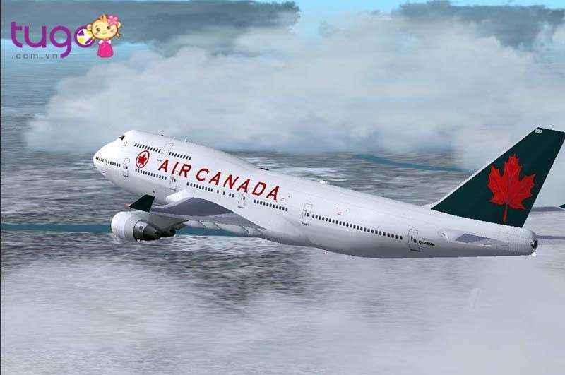 Hiện nay ở Việt Nam có 3 sân bay được khai thác đường bay từ Việt Nam tới Canada