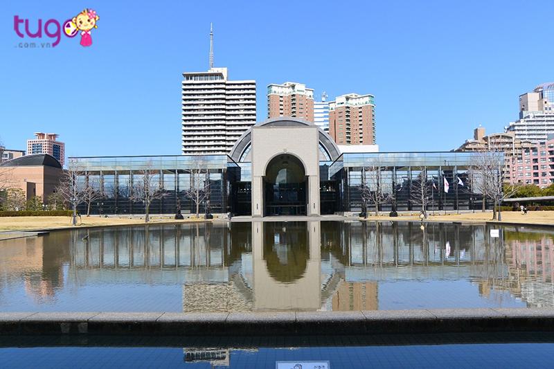 ảo tàng thành phố Fukuoka