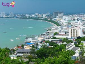 Lên kế hoạch cụ thể chuẩn bị cho chuyến du lịch đến Pattaya có 1-0-2 nhé
