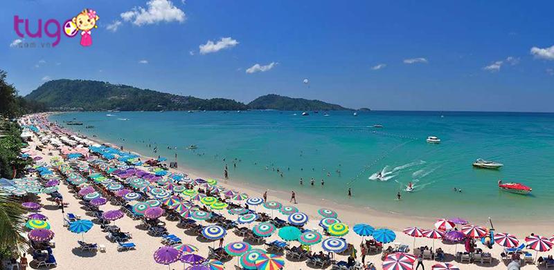 Hạn chế đi du lịch Thái Lan vào mùa cao điểm