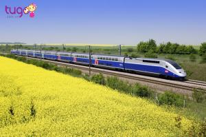 Tàu điện là phương tiện di chuyển phổ biến ở Thụy Sĩ