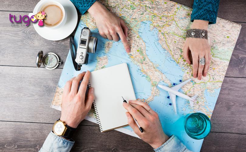 """Lên kế hoạch cho chuyến đi là việc khá quan trọng mà du khách không nên """"xem nhẹ"""""""