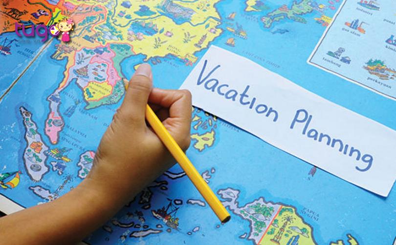 Lên kế hoạch du lịch là bước chuẩn bị quan trọng hàng đầu trước mỗi chuyến đi