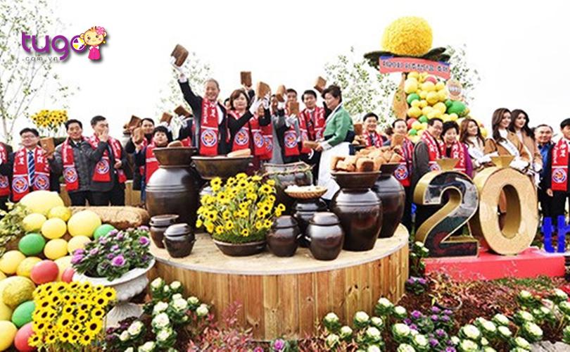 Lễ hội đậu nành Jangdan, một trong những sự kiện hấp dẫn trong tháng 11 ở Hàn Quốc mà bạn không nên bỏ lỡ