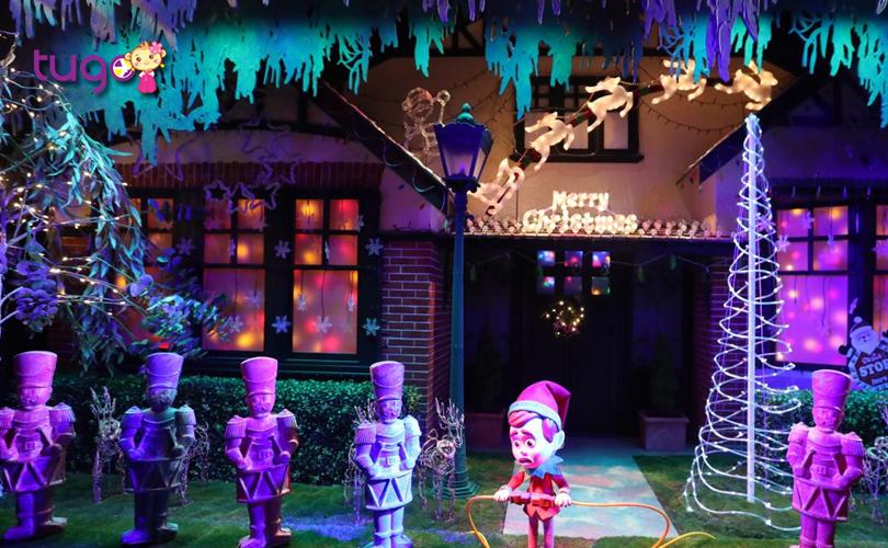 Lễ hội Myer Christmas windows là một sự kiện hấp dẫn được tổ chức nhằm chào đón dịp Giáng sinh tại thành phố Melbourne