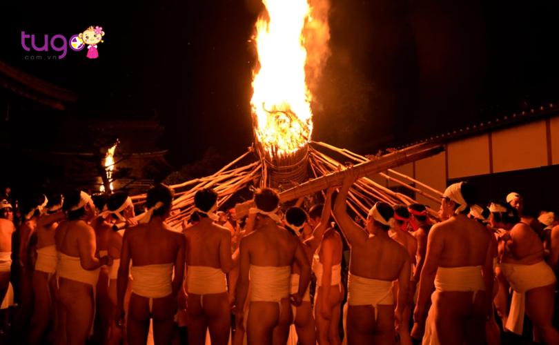 Lễ hội lửa Oniyo