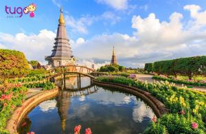 Chiang Mai đẹp và bình yên quá đỗi