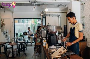 Đến Chiang Mai nhất định phải thử vị cafe độc đáo ngon tuyệt