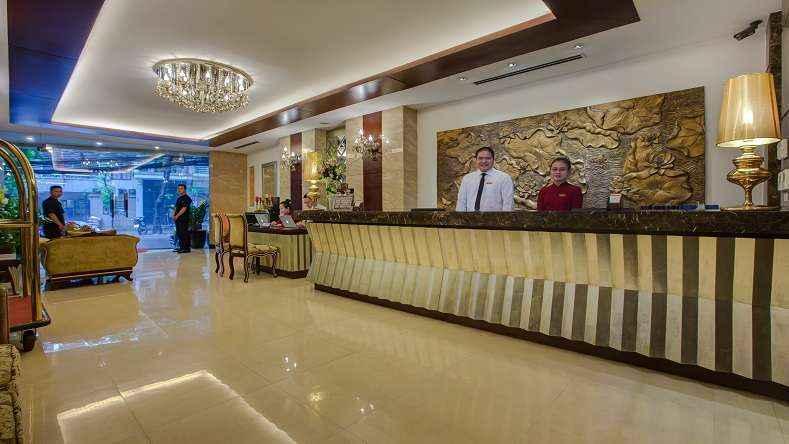ELEGANCE DIAMOND HOTEL HÀ NỘI 3 SAO