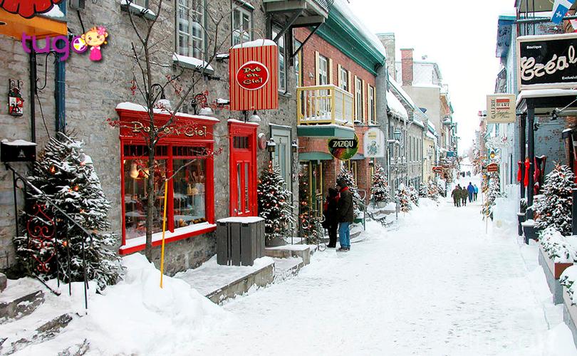 Mùa đông Canada là khoảng thời gian tuyệt vời để khám phá các khung cảnh độc đáo và tham gia nhiều hoạt động hấp dẫn