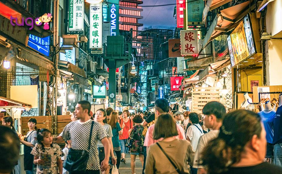 """Một số thành phố ở Đài Loan còn được gọi với cái tên """"thành phố không ngủ"""" với nhiều hoạt động giải trí hấp dẫn"""