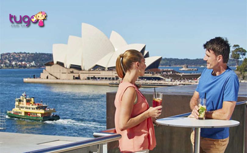 Một số trang phục thoải mái, gọn nhẹ cần ưu tiên mang theo khi du lịch Úc tháng 12