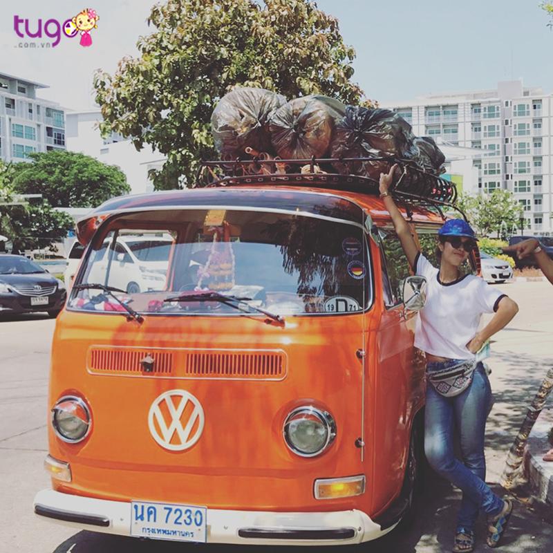Mua sắm tại Thái Lan