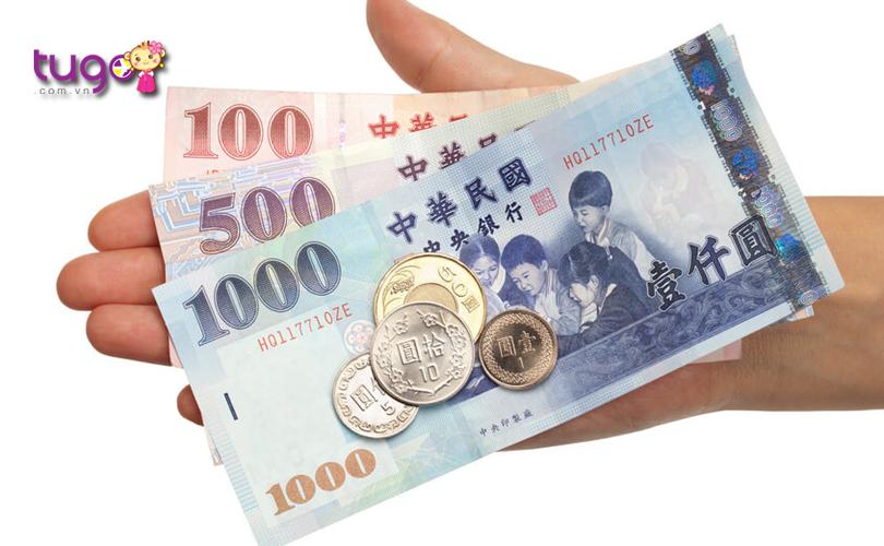 Nên chuẩn bị một ít tiền Đài Loan để thuận tiện cho các hoạt động mua sắm và chi tiêu ở Đài Loan