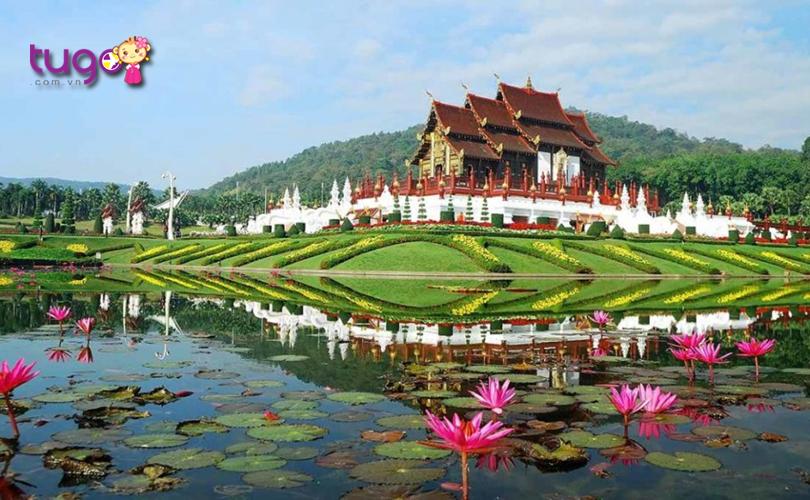 Tổng hợp thời tiết khí hậu 4 mùa khi đi đi du lịch Thái Lan