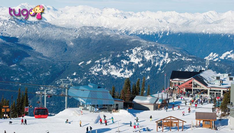 Nếu bạn là người yêu thích bộ môn trượt tuyết thì chắc chắn không thể bỏ qua Whistler Blackcomb