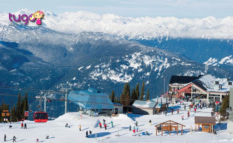 Kinh nghiệm du lịch Canada tháng 2: Thời tiết & Lưu ý